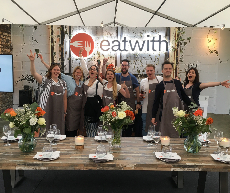 Eatwith at Taste of London