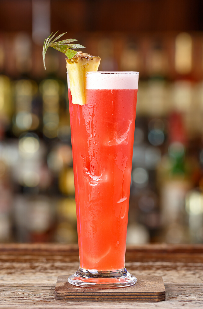 Summer Cocktail Singapore Sling
